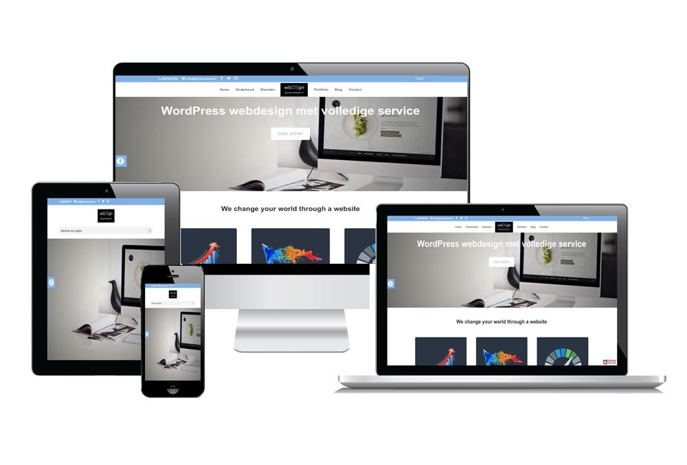 Mijn website mobiel vriendelijk, Mijn website mobiel vriendelijk, WordPress webdesign | SEO | Webshop