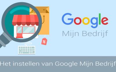 Wat kan ik met Google mijn bedrijf