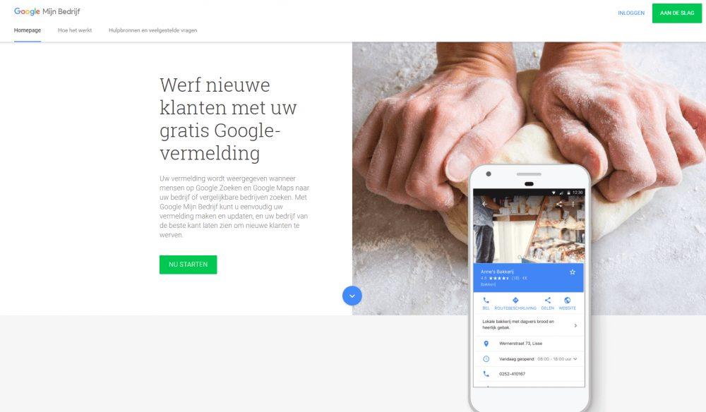 Google Mijn Bedrijf, Wat kan ik met Google mijn bedrijf, WordPress webdesign | SEO | Webshop, WordPress webdesign | SEO | Webshop
